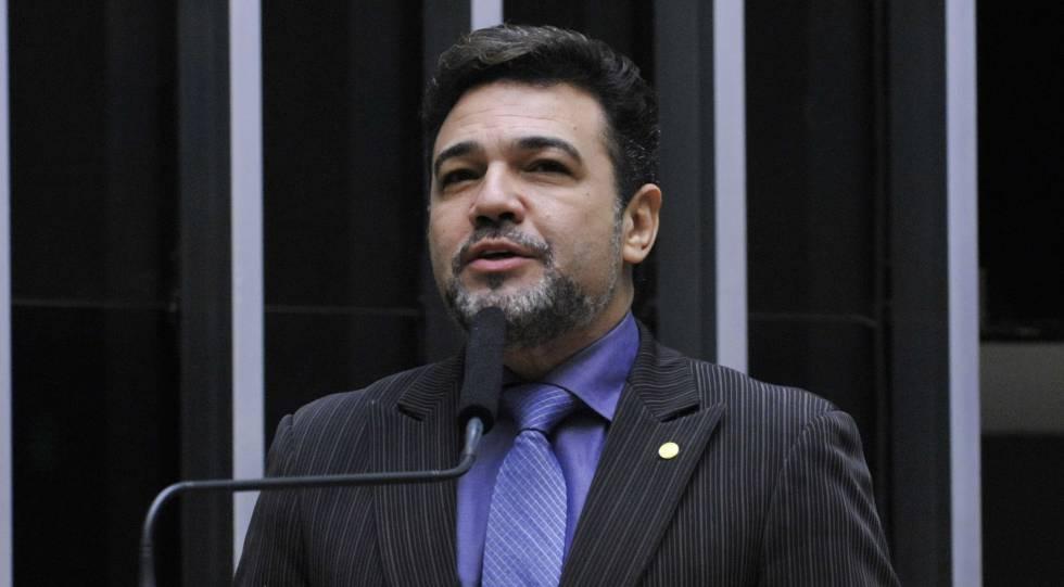 O deputado federal Marco Feliciano.