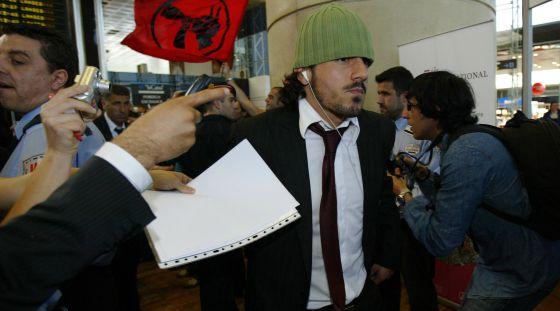 Gattuso, em uma imagem de arquivo.