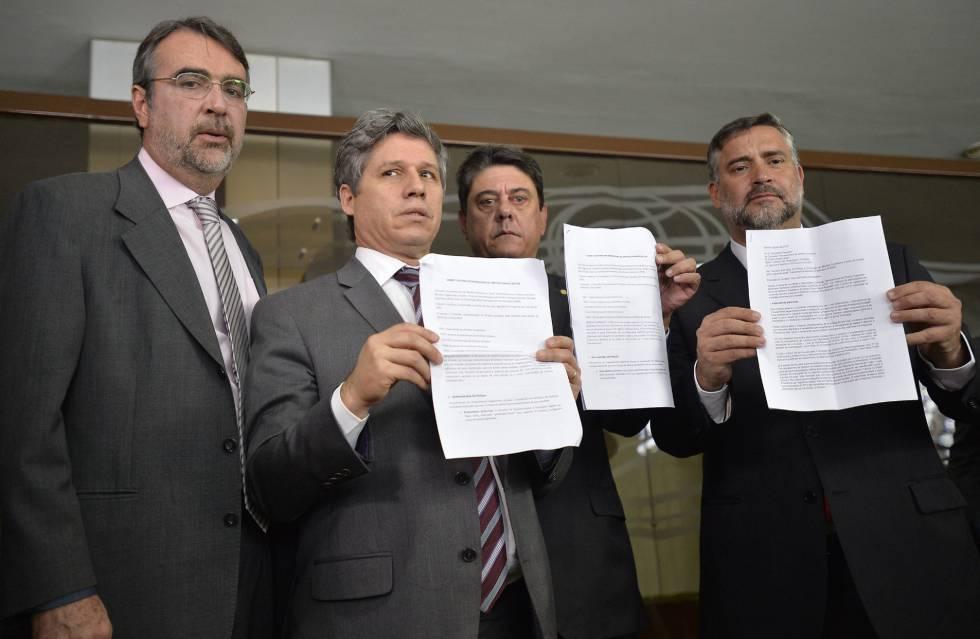 Deputados do PT