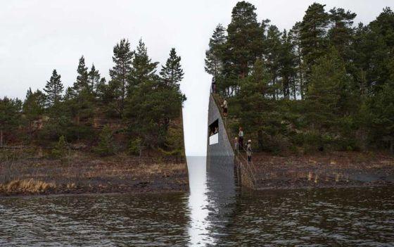 Projeto do artista sueco Jonas Dahlberg.
