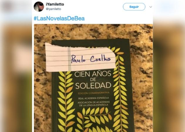 Piada feita no Twitter com a afirmação da primeira dama de Porto Rico.