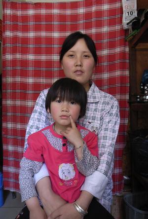Ser madre en China