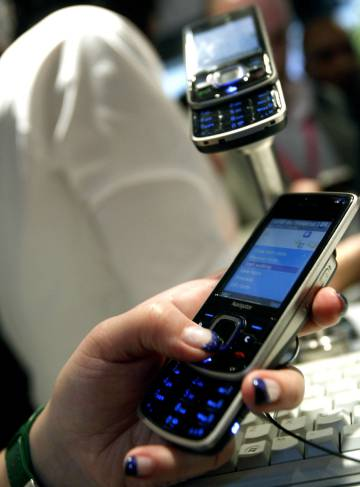 The extended use of mobile phones has increased internet access in Latin America.