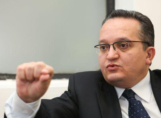 Pedro Taques, governador do Mato Grosso.