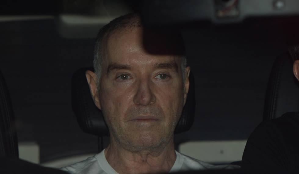 O empresário Eike Batista, preso por pagamentos de propina, cuja história de vida inspirou filme