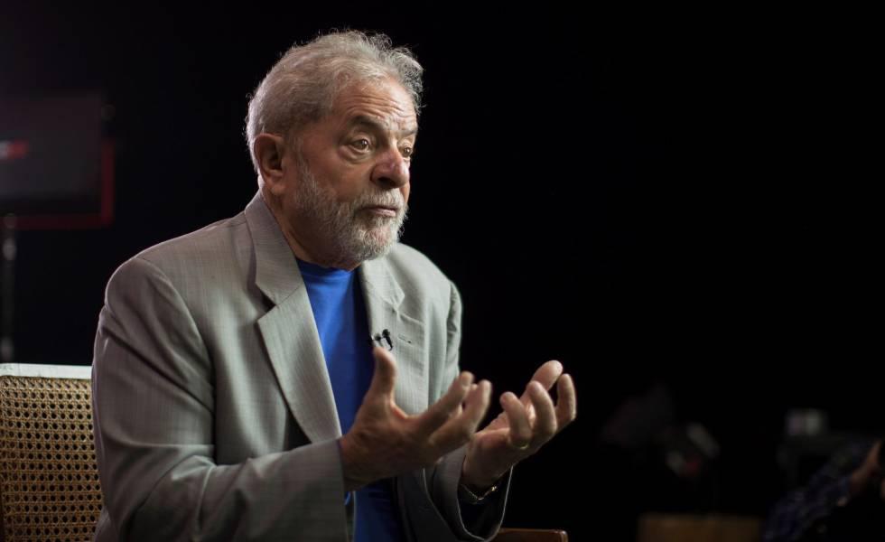 Lula em foto de arquivo.
