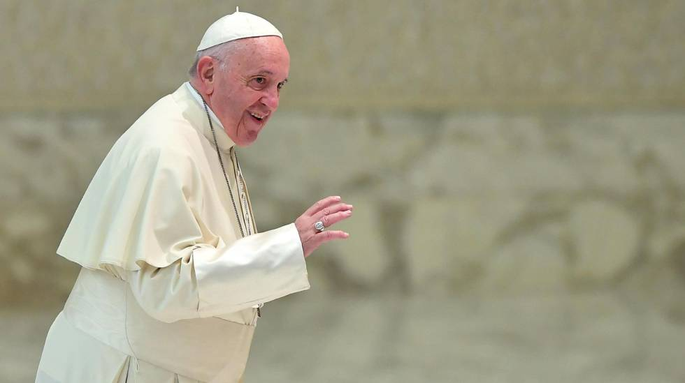 O papa Francisco, no Vaticano, no dia 28 de novembro