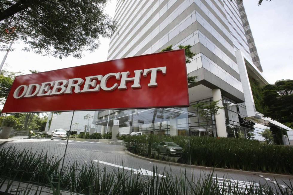 Foto de dezembro de 2016 da sede da Odebrecht, em São Paulo.