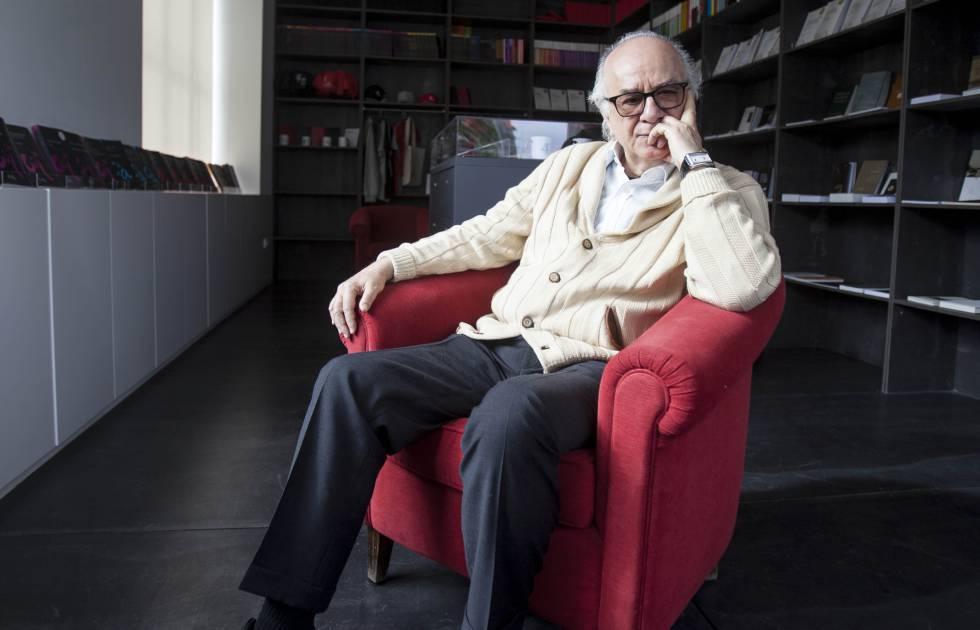 Boaventura de Sousa Santos, no Centro de Estudos Sociológicos da Universidade de Coimbra.