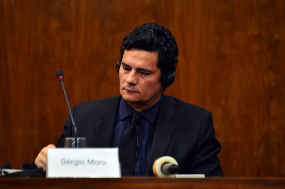 Sérgio Moro, em São no último dia 29.