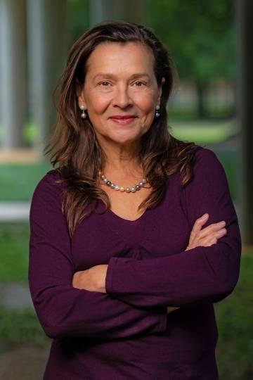 A química Naomi Halas, da Universidade Rice (EUA).