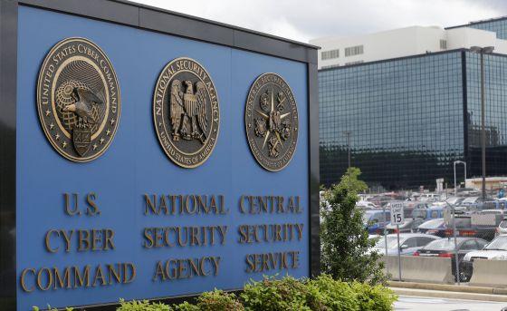 Sede da NSA em Fort Meade, Maryland.