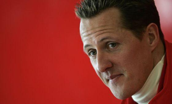 Michael Schumacher, em janeiro de 2006.