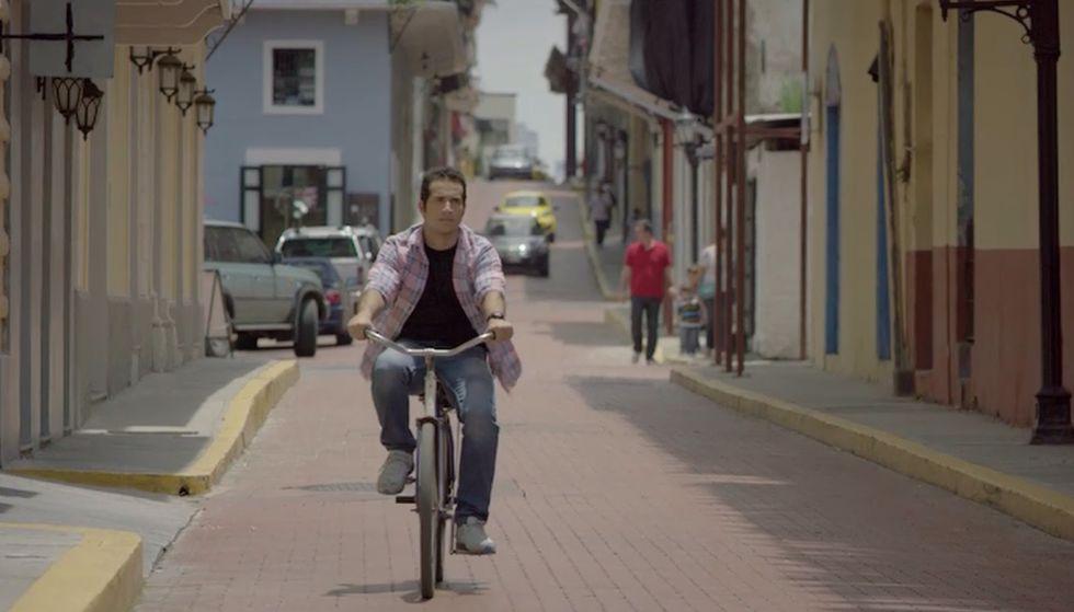 Imagem do filme 'Salsipuedes'.