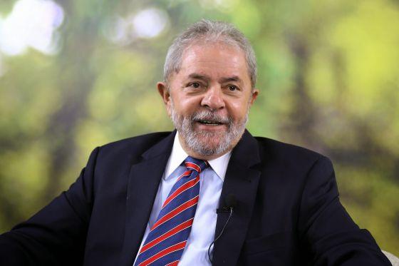 Lula, nesta segunda, em depoimento à CNV.