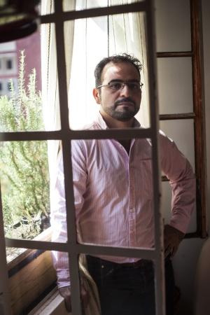 O historiador Froylán Enciso.