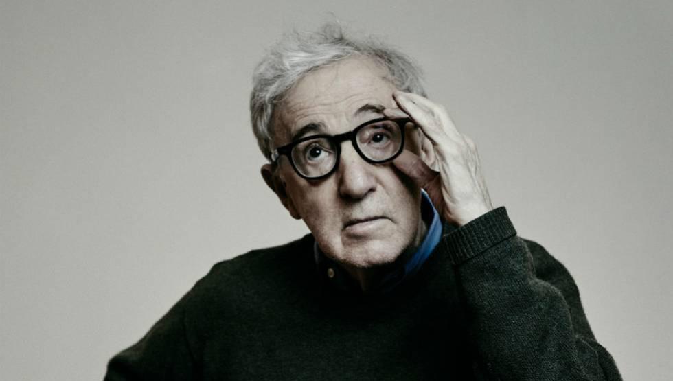 O diretor de cinema Woody Allen.