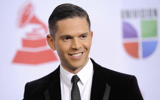 Rodner Figueroa, nos Grammy de 2011.