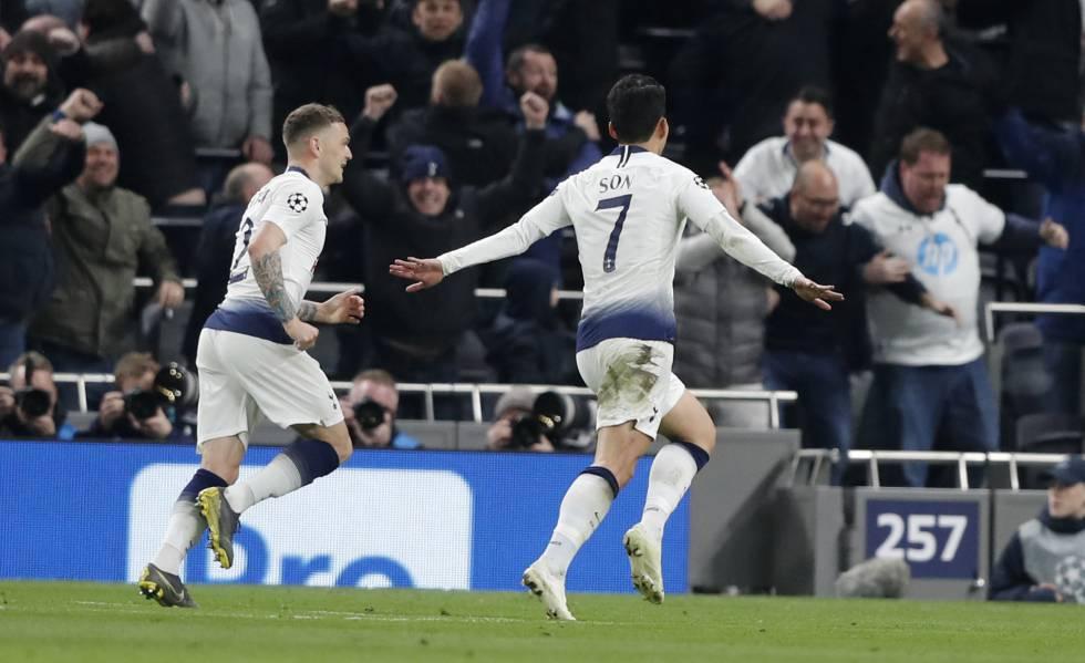 Tottenham Hotspur Em El Pais Brasil