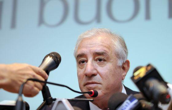 O cofundador do Forza Italia, Marcello Dell'Utri.