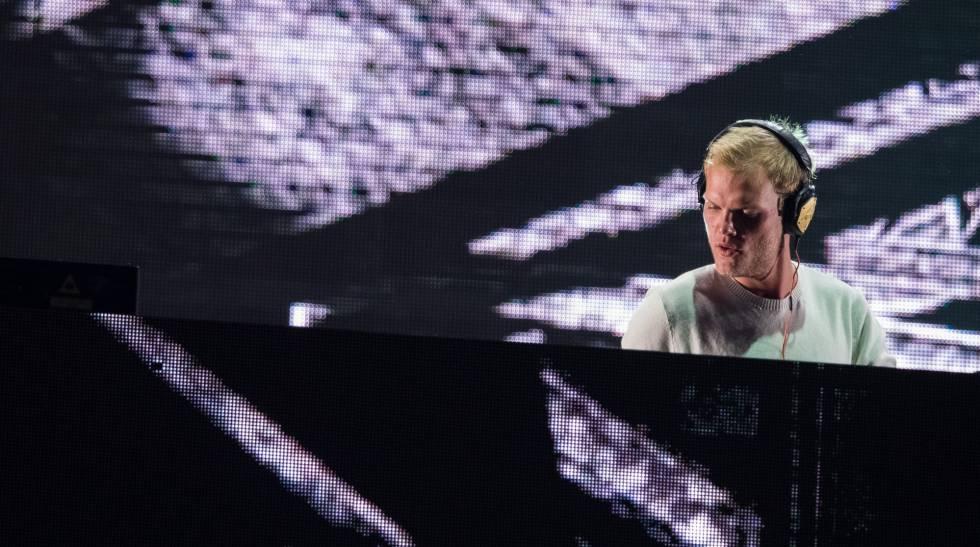 O DJ sueco Avicii, em uma imagem de arquivo em Lisboa.