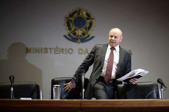 Guido Mantega, ministro da Fazenda.