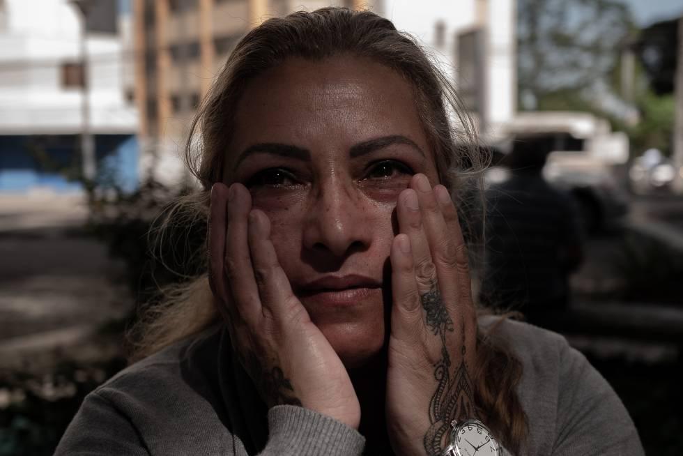Rosângela Serra Paraná, roubada assim que nasceu por militares.