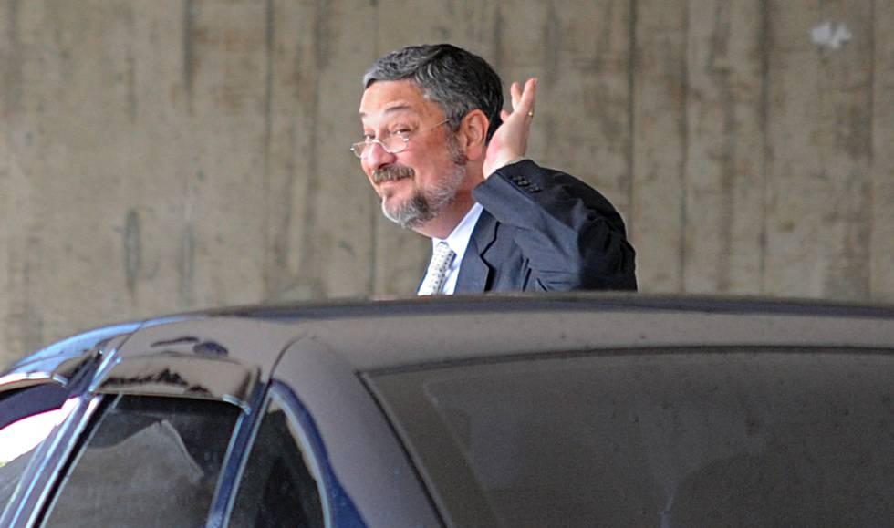 O ex-ministro Antonio Palocci em uma imagem de 2010.