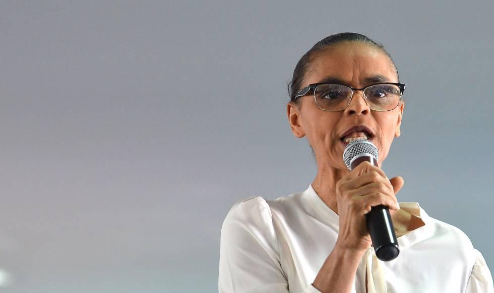 Marina Silva, da Rede.