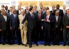 A reunião contra o terrorismo realizada em Madri coloca a  Espanha na linha de frente contra o terrorismo , segundo Rajoy