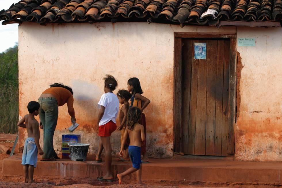 Em Guaribas,  62% dos moradores dependem diretamente do Bolsa Família
