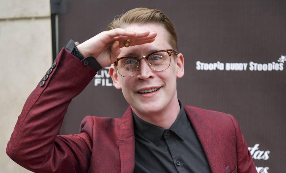 Macaulay Culkin na estreia de 'Changeland', seu último filme, em junho passado em Los Angeles.