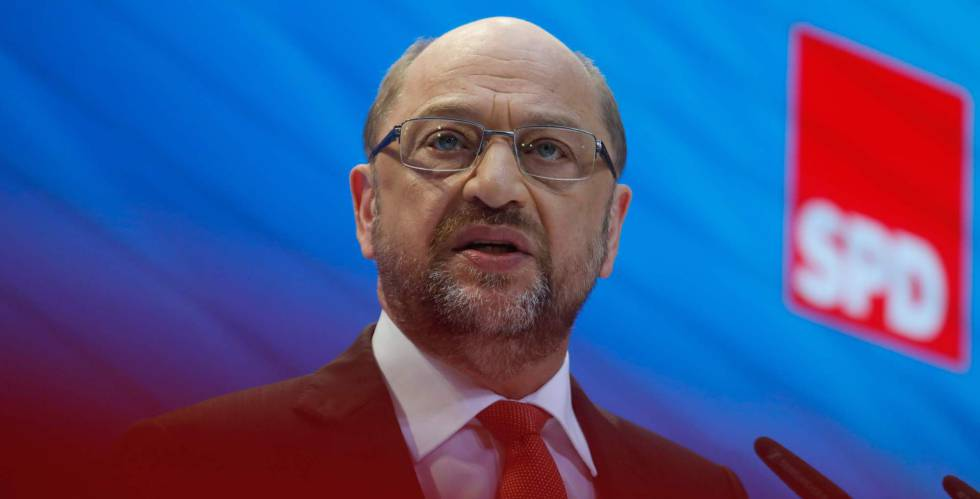 Martin Schulz, candidato social-democrata às últimas eleições alemãs.