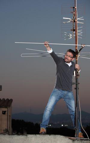 Jordi Évole, presenter, producer and director of 'Salvados.'