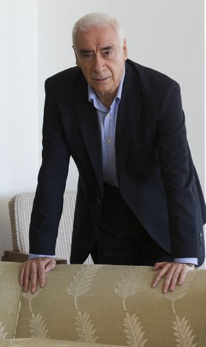 Andalusian education commissioner Luciano Alonso.