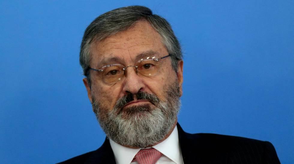 O novo ministro da Justiça, Torquato Jardim.