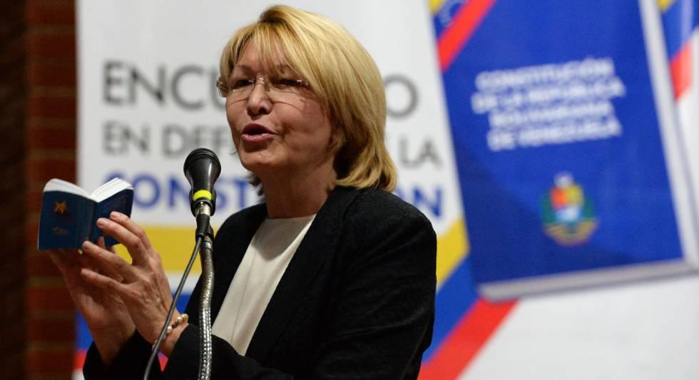 A ex-procuradora venezuelana Luisa Ortega permaneceu quatro dias em território colombiano.