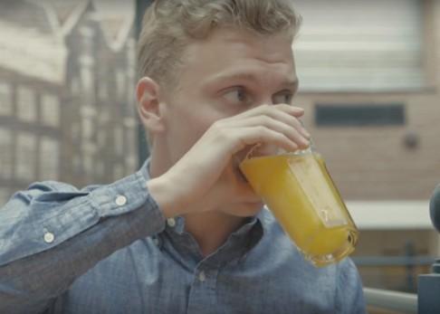 Mau humor no início, mais energia no final  vídeo mostra saga de holandês que ficou sem consumir produtos com adição de açúcar