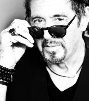 Al Pacino, retratado em 30 de agosto no último festival de cinema de Veneza.