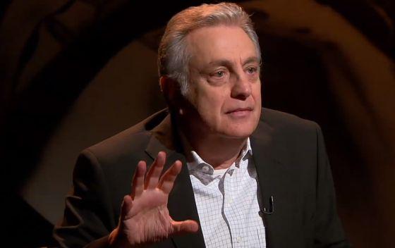 O jurista Walter Maierovitch, durante entrevista em 2012.