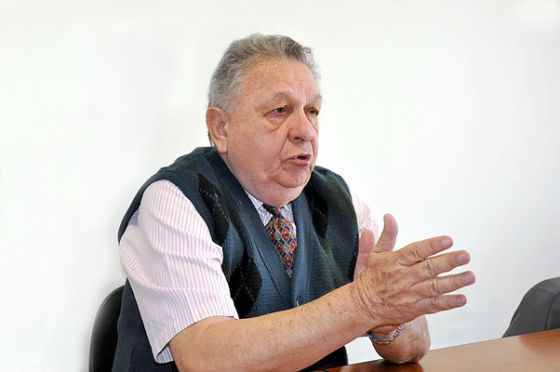 O pesquisador Jose Galizia Tundisi.