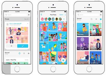 """A rede social obrigará os usuários a utilizar Moments pelo """"perigo"""" de publicação por engano das fotos particulares que existem em sua nuvem"""