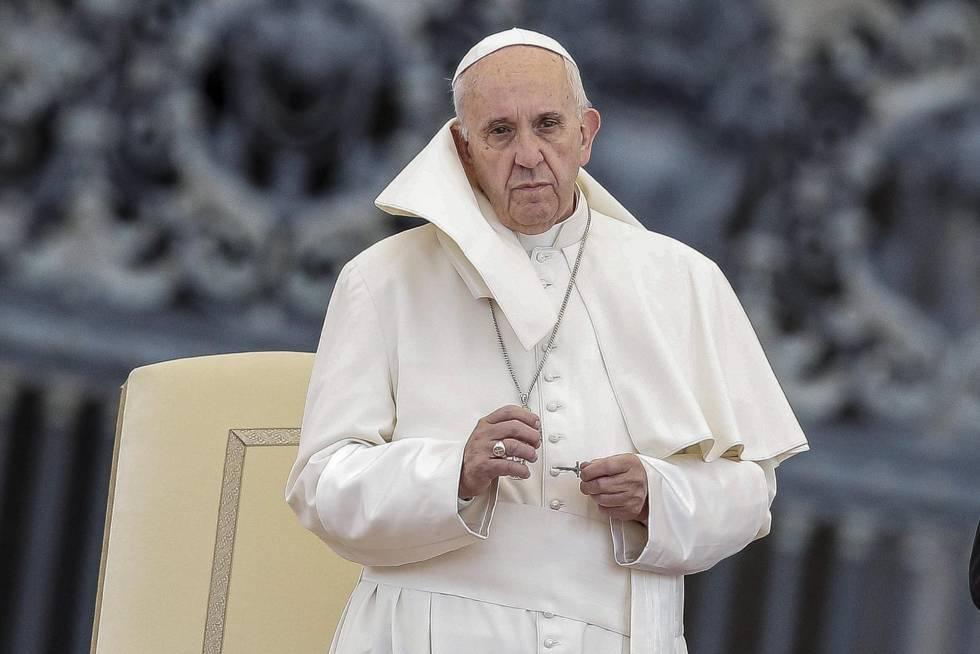 O Papa neste domingo