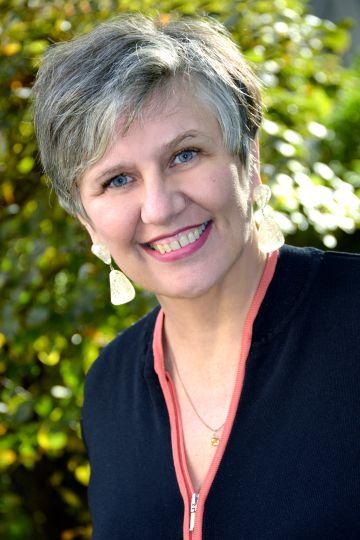 A pesquisadora brasileira Laura Rodrigues.
