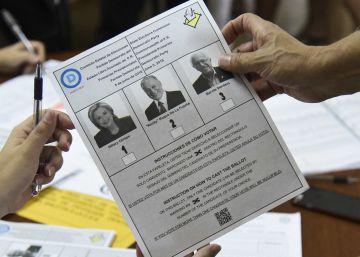 Vitória dá um forte impulso à ex-secretária para a decisiva primária da Califórnia na terça-feira