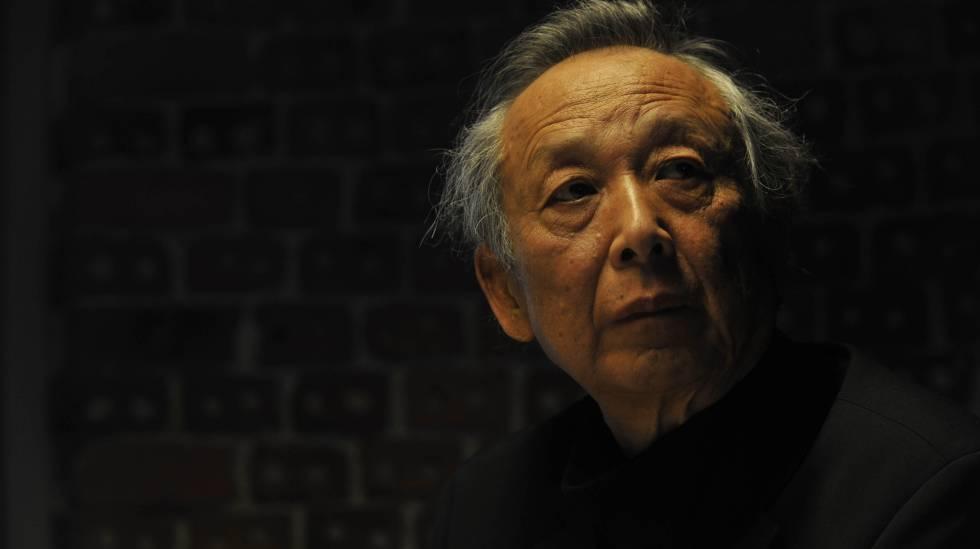 Gao Xingjian em uma foto de arquivo
