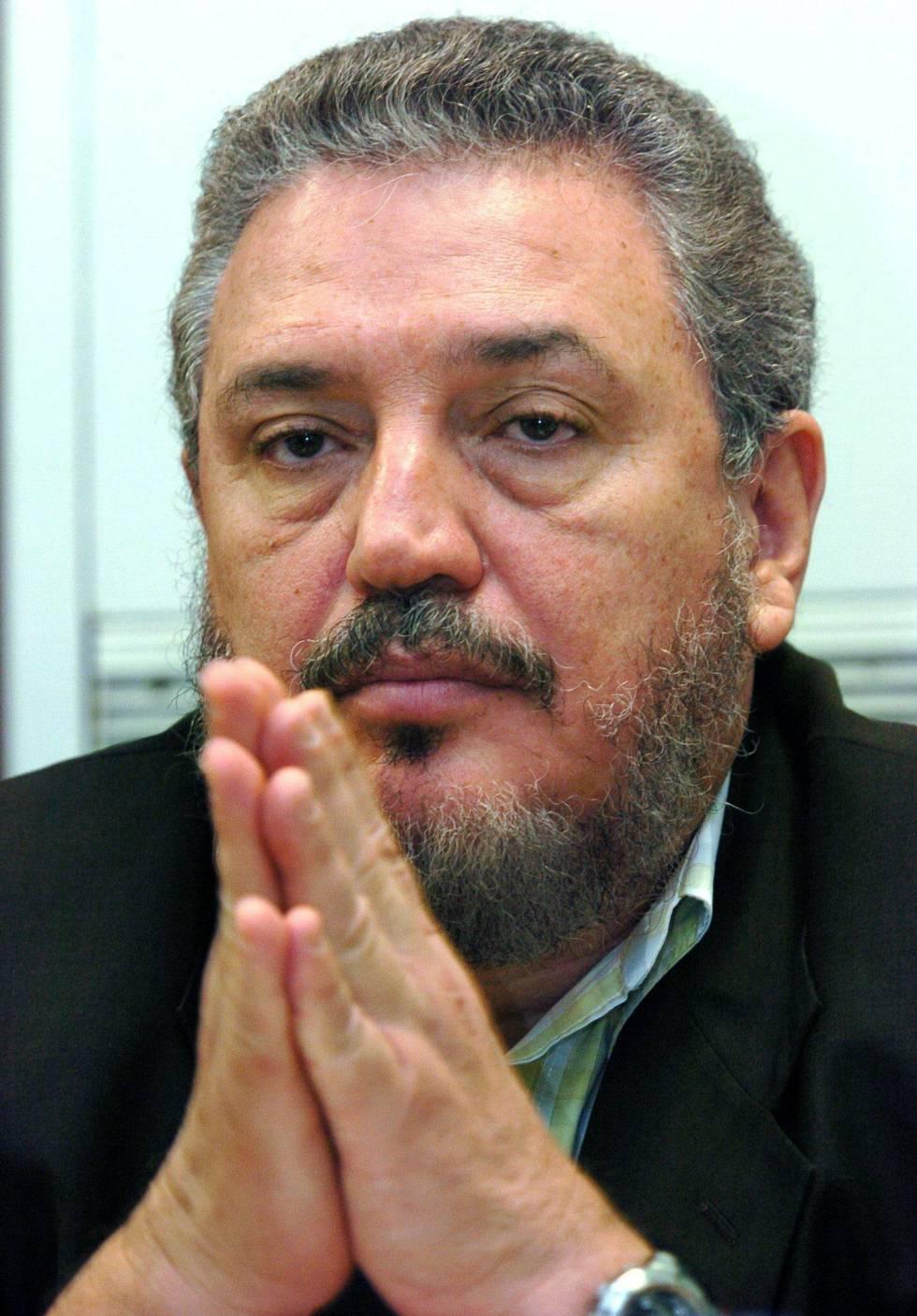 Fidel Castro Díaz-Balart, em 2017.