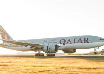 O voo dura 17 horas e 30 minutos e cobre uma distância de 14.535 quilômetros
