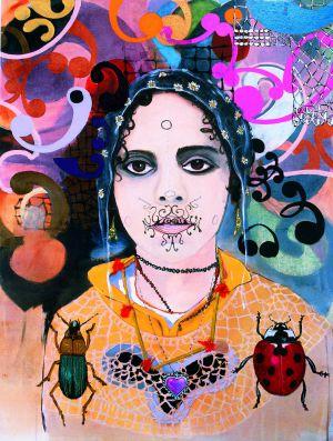 'Joaninha', de Luiz Zerbini.
