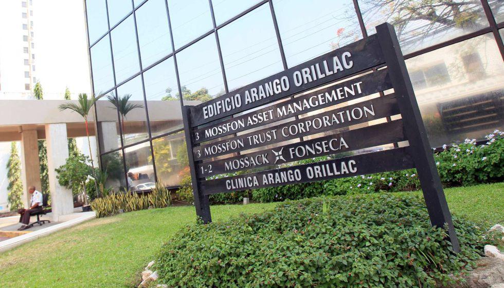 A sede da Mossack Fonseca na Cidade do Panamá.